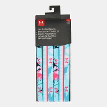 Under Armour Kids' Mini Headbands (6 Pack)