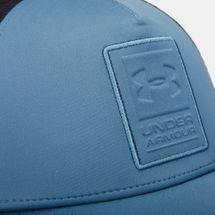 Under Armour Men's Sportstyle Elite Trucker Cap - Blue, 1603973