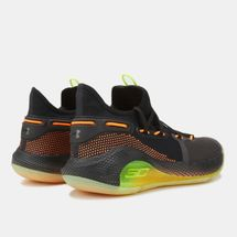 Under Armour Men's Curry 6 Basketball Shoe, 1517407