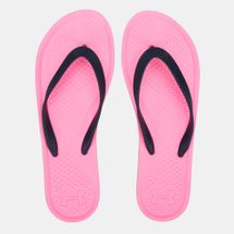 Under Armour Women's Atlantic Dune Slides