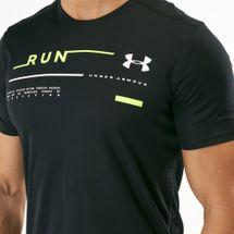 Under Armour Men's Run T-Shirt, 1505112