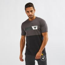 Under Armour Project Rock Bar T-Shirt