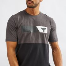Under Armour Project Rock Bar T-Shirt, 1336389