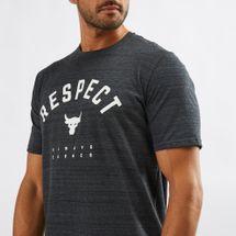 Under Armour Project Rock Respect T-Shirt, 1336393