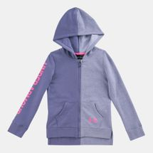 Under Armour Kids' Rival Full Zippered Hoodie (Older Kids)
