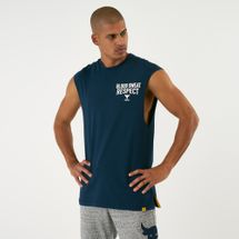 Under Armour Men's x Project Rock B.S.R Cut-Off T-Shirt