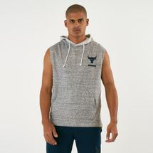 Under Armour Men's x Project Rock Terry Hoodie