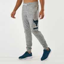 Under Armour Men's x Project Rock Terry Jogger Pants