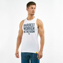 Under Armour Men's x Project Rock Cut off Tank Top