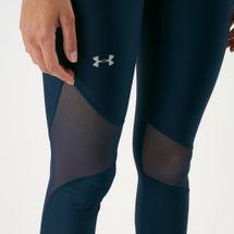 Under Armour Women's x Project Rock HeatGear Armour Ankle Crop Leggings, 1600883