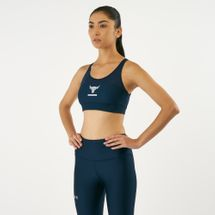Under Armour Women's x Project Rock Sportlette Sports Bra