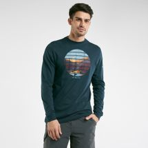 Columbia Men's Cades Cove™ Long Sleeves Graphic T-shirt