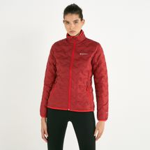 Columbia Women's Delta Ridge™ Down Jacket Red