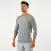 Under Armour Men's Vanish Seamless 3/4 Sleeved T-Shirt
