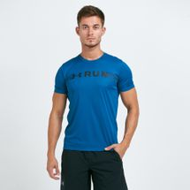 Under Armour Men's Run Warped T-shirt