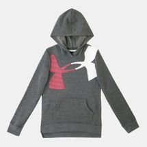 Under Armour Kids' Rival Fleece Hoodie (Older Kids)