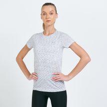Under Armour Women's Vanish Seamless Spacedye T-Shirt