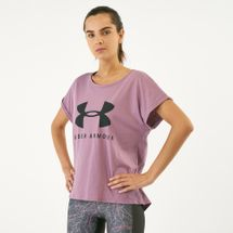 Under Armour Women's Graphic Sportstyle T-Shirt