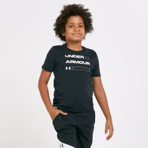 Under Armour Kids' Stacked T-Shirt (Older Kids)