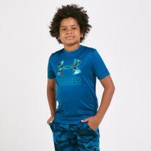 Under Armour Kids' Print Fill Logo T-Shirt (Older Kids)