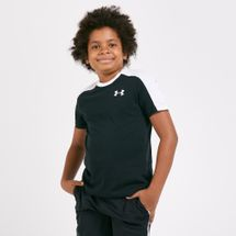 Under Armour Kids' Sportstyle Color Blocked T-Shirt (Older Kids)