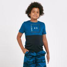 Under Armour Kids' Sportstyle T-Shirt (Older Kids)
