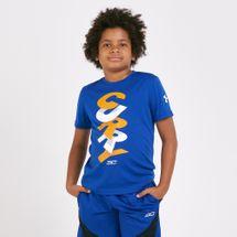 Under Armour Kids' SC30™ Short Sleeve T-Shirt (Older Kids)