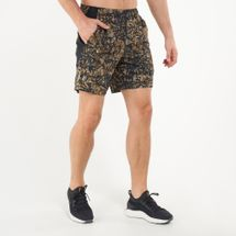 Under Armour Men's Launch SW 7inch Printed Shorts