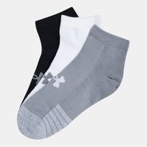 Under Armour HeatGear® Lo Cut Socks (3 Pairs)