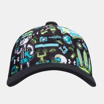 Under Armour Kids' Sportstyle Trucker Cap
