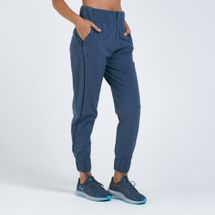 Under Armour Women's Unstoppable Woven High-Waist Storm Pants
