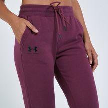 Under Armour Women's Rival Fleece Sportstyle Graphic Pants, 1900044