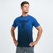 Under Armour Men's Project Rock Bull Graphic T-shirt