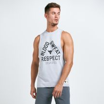 Under Armour Men's Blood Sweat Respect Tank Top