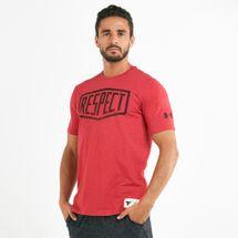 Under Armour Men's x Project Rock Respect T-Shirt