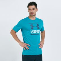 Under Armour Men's GL Foundation T-Shirt Green