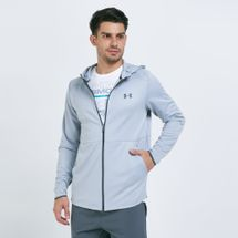 Under Armour Men's MK-1 Warm-Up Full Zip Hoodie