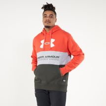 Under Armour Men's Performance Originators Fleece Logo Hoodie