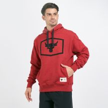 Under Armour Men's Project Rock Warm-Up Hoodie