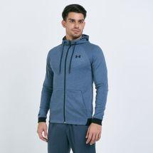 Under Armour Men's Sportstyle Full Zip Double Knit Hoodie