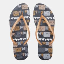 Reef Women's Escape Print Flip Flops