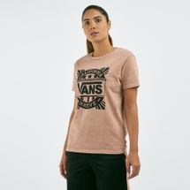 Vans Women's California Native BF T-Shirt