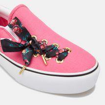 Vans Oversized Lace Classic Slip-On Platform Shoe, 1578555