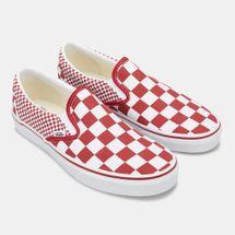 Vans Classic Slip-On Checker Shoe, 1557496