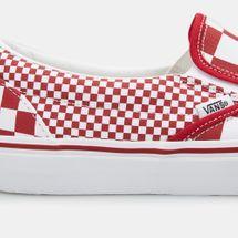 Vans Classic Slip-On Checker Shoe, 1557499