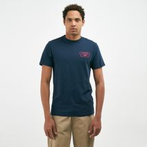 Vans Men's Full Patch Back T-Shirt