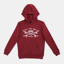 Vans Kids' Skate Lock Up Pullover Hoodie (Older Kids)