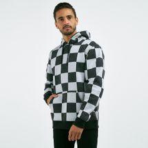 Vans Men's Checker Jacquard Pullover Hoodie