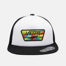 Vans Kids' Classic Patch Trucker Plus Cap (Older Kids)