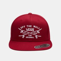 Vans Kids' Skate Lock Up Snapback Cap